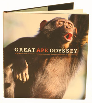 Great ape odyssey. Birute Mary Galdikas.
