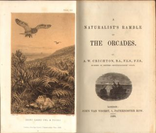 A naturalist's ramble to the Orcades.