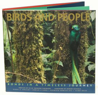 Birds and people: bonds in a timeless journey. Nigel J. Collar.