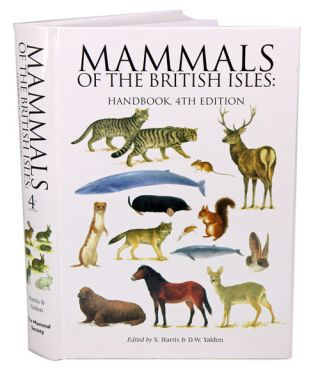 Mammals of the British Isles: handbook. S. Harris, D. W. Yalden