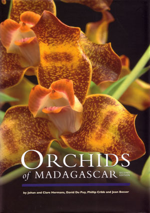 Orchids of Madagascar. Johann Hermans.