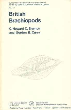 British brachiopods. C. Howard C. Brunton, Gordon B. Curry