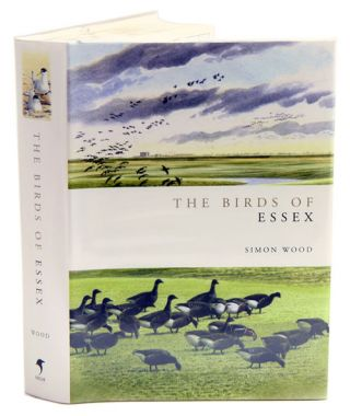 The birds of Essex. Simon Wood.