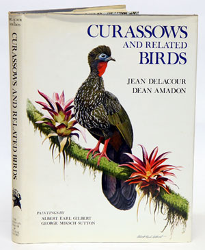 Curassows and related birds. Jean Delacour, Dean Amadon