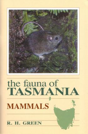 The fauna of Tasmania: mammals