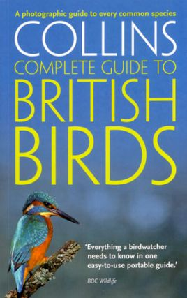 Collins complete guide to British birds: a photographic guide. Paul Sterry