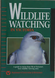 Wildlife watching in Victoria. Jane Wilson