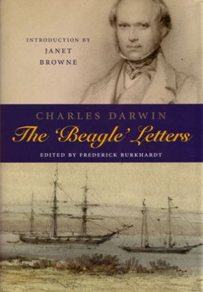 Charles Darwin: the Beagle letters. Frederick Burkhardt