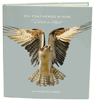 On feathered wings: birds in flight. Richard Ettlinger.