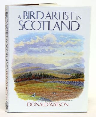 A bird artist in Scotland