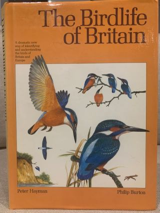 The birdlife of Britain: a dramatic new way of identifying and understanding the birds of Britain...