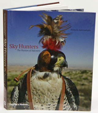 Sky hunters: the passion of falconry. Hossein Amirsadeghi.