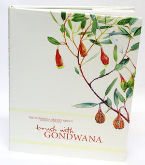 Brush with Gondwana. Janda Gooding.