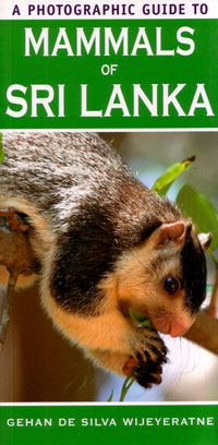 A photographic guide to mammals of Sri Lanka