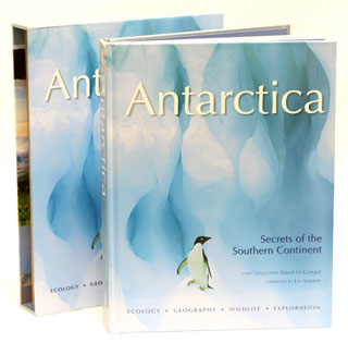 Antarctica: secrets of the southern continent. David McGonigal.