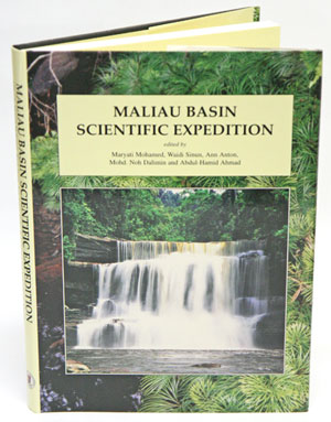 Maliau Basin Scientific Expedition:12th-26th May 1996. Maryati Mohamed.