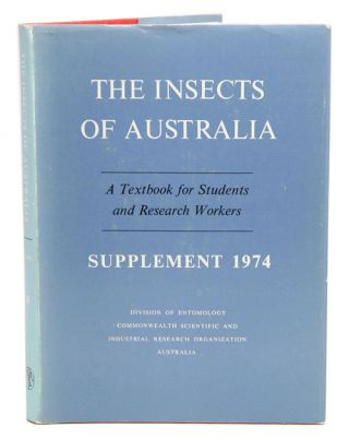 The insects of Australia: a textbook for students and research workers [Supplement]. CSIRO.