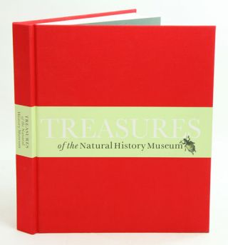 Treasures of the Natural History Museum. Vicky Paterson