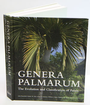 Genera Palmarum: the evolution and classification of palms. John Dransfield.
