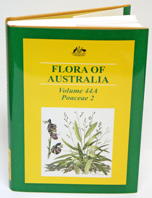 Flora of Australia, volume 44A. Poaceae [part one].