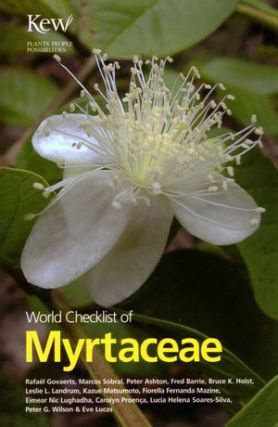 World checklist of Myrtaceae. Rafale Govaerts
