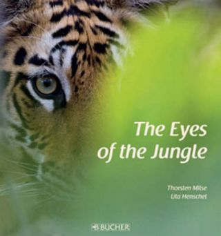 The eyes of the jungle. Uta Henschel