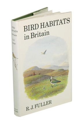Bird habitats in Britain