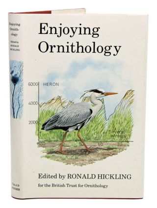 Enjoying ornithology: a celebration of fifty years of The British Trust for Ornithology...