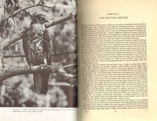 British birds of prey: a study of Britain's 24 diurnal raptors.