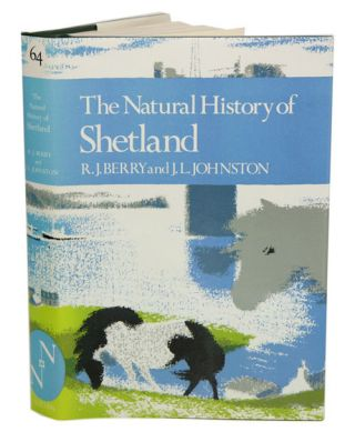 The natural history of Shetland. R. J. Berry