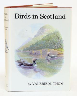 Birds in Scotland