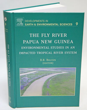 The Fly River, Papua New Guinea: environmental studies in an impacted tropical river system....