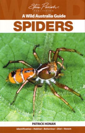 Spiders: a wild Australia guide.