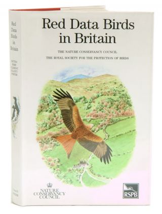 Red Data birds in Britain: action for rare, threatened and important species. L. A. Batten