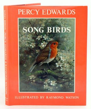 Song birds. Percy Edwards