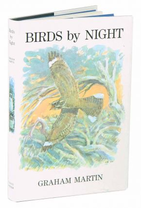Birds by night. Graham Martin