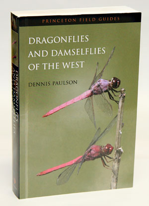 Dragonflies and Damselflies of the west: the photographic guide. D. Paulson