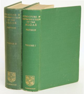 The structure and reproduction of the algae. F. E. Fritsch