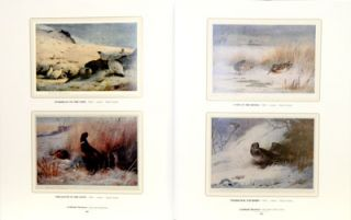 Archibald Thorburn: artist and illustrator the prints and proofs 1889-1934.