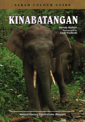 Sabah colour guide: Kinabatangan. Wendy Hutton.