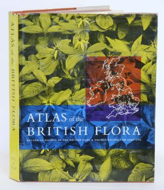 Atlas of the British flora. F. H. Perring, S. M. Walters.
