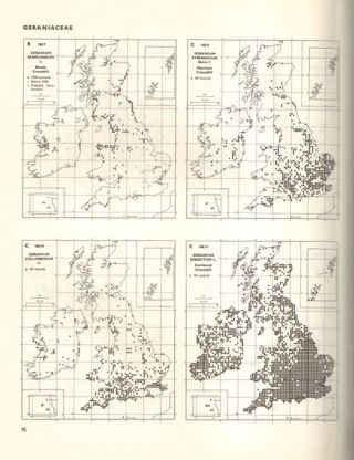 Atlas of the British flora.