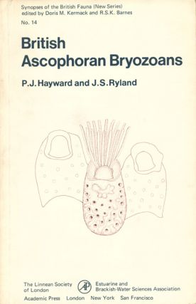 British ascophoran bryozoans: keys and notes for the identification of the species. P. J....