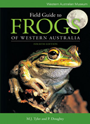 Field guide to frogs of Western Australia. M. J. Tyler, P. Doughty