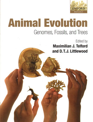 Animal evolution: genomes, fossils and trees. Maximillian J. Telford, D T. J. Littlewood