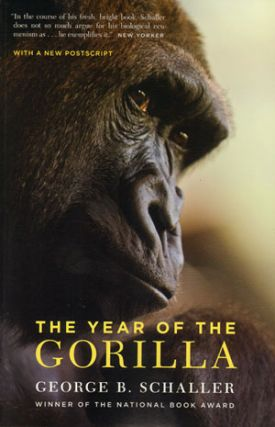 Year of the Gorilla. George B. Schaller.
