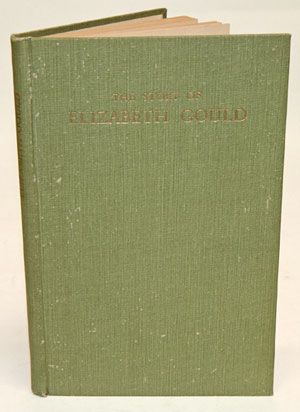 The story of Elizabeth Gould. Alec H. Chisholm.