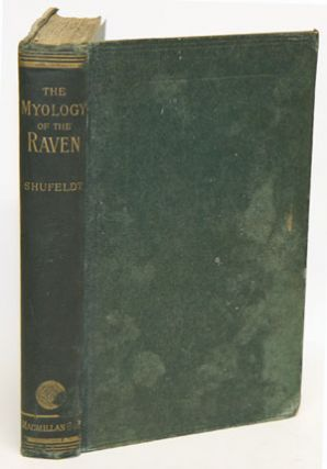 The myology of the Raven (Corvus corax sinuatus). A guide to the study of the muscular system in...
