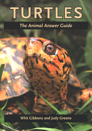 Turtles: the animal answer guide. Whit Gibbons, Judy Greene.