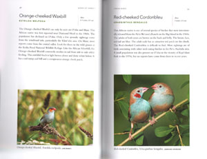 Photographic guide to the birds of Hawai'i: the main islands and offshore waters.